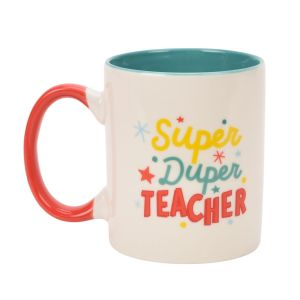 Super Duper Teacher Mug