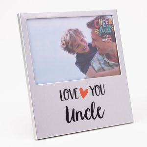 Love You Uncle Photo Frame
