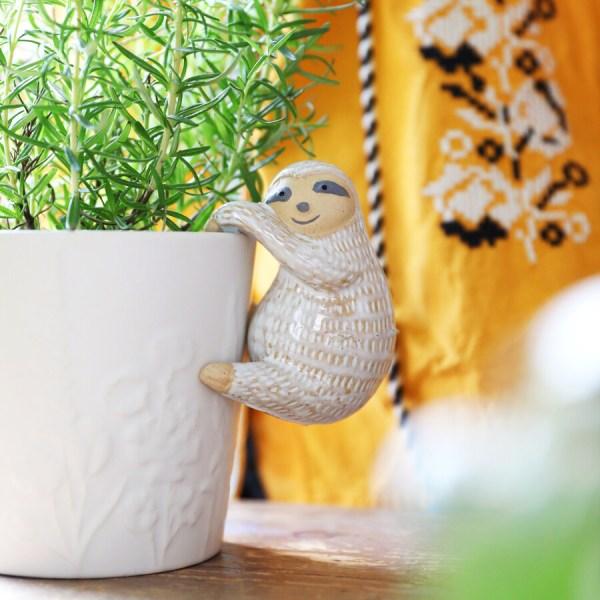 Sloth Plant Hanger