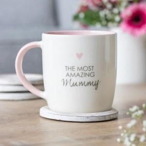 Amazing Mummy Ceramic Mug