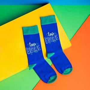 Top Bloke Novelty Socks