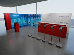 PORTABLE & PRODUCT DISPLAYS