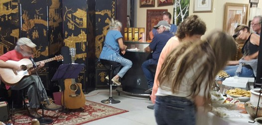 Musician & Bar