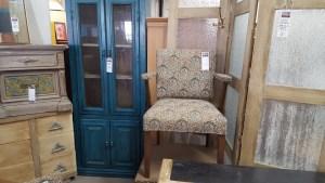chair w pattern