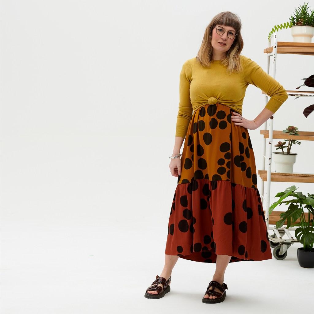 styling maternity clothing