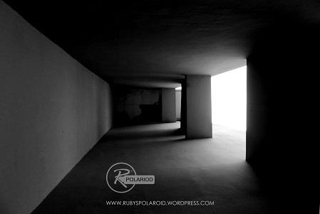 corridor of shadows