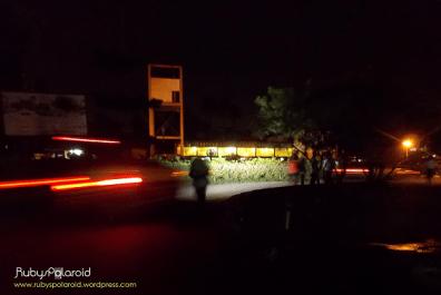 Education Roundabout, Unilag by rubys polaroid