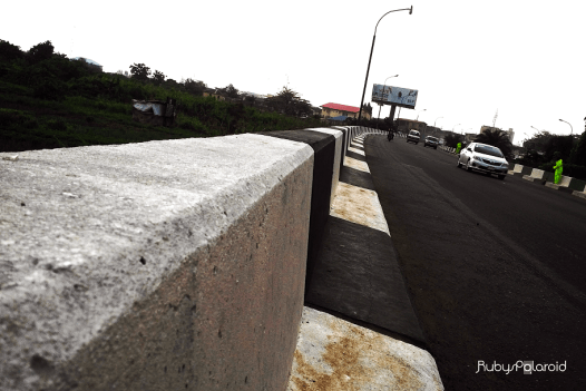 Oworonshoki Expressway lagos by rubys polaroid
