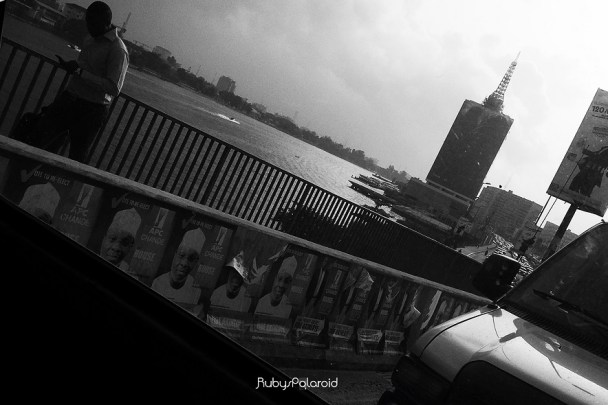 Bridge Crossing by rubys polaroid