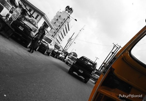 Street Tilt 2- Sura by rubys polaroid
