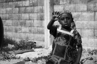 Little Beggar Girl by rubys polaroid