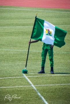 our-nigerian-flag by rubys polaroid