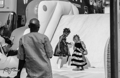 Bouncing Castle Fun 3 by rubys polaroid