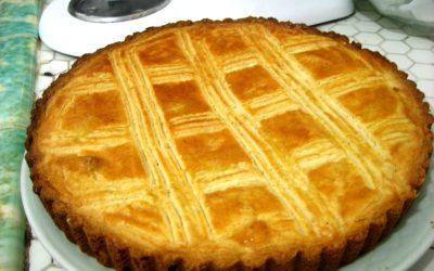 Gâteau breton au miel