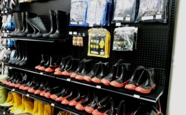 Hardware and Building Supplies - Boots and Rain Gear
