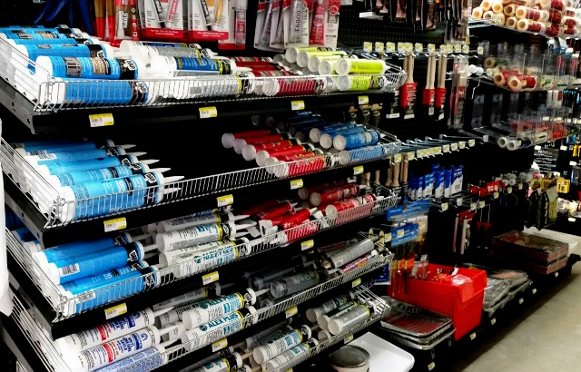 Hardware and Building Supplies - Paint