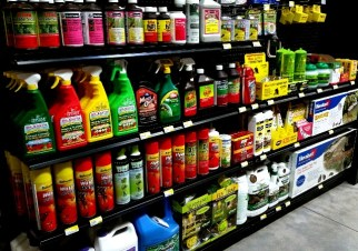 Garden Supplies - Pesticides