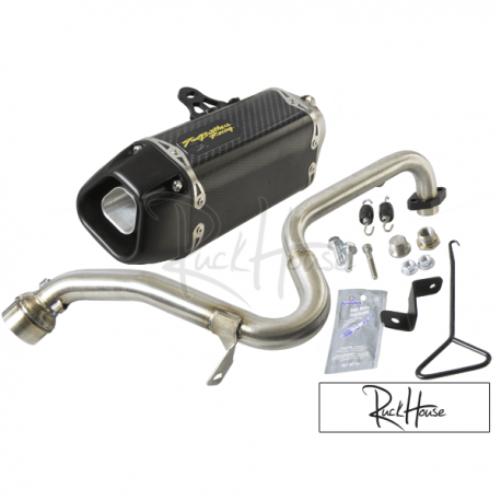 exhaust two brothers racing tarmac full system z125 ruckhouse