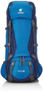 Rucksack Frauen Backpack Deuter 70 Liter im Test vorne