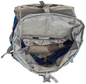 Backpack Frauen Reiserucksack Duter ansicht oben