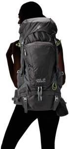 Backpack Frauen Reiserucksack im Test von Jack-Wolfskin