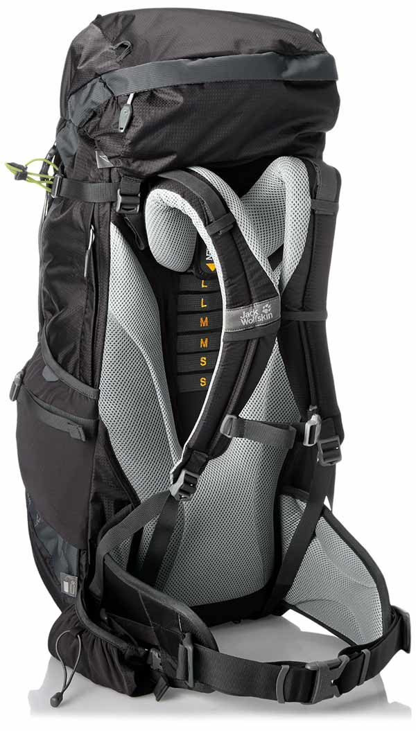 backpack frauen reiserucksack der gro e test von reiseprofis. Black Bedroom Furniture Sets. Home Design Ideas