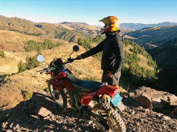 Reisebericht Motorrad Cusco