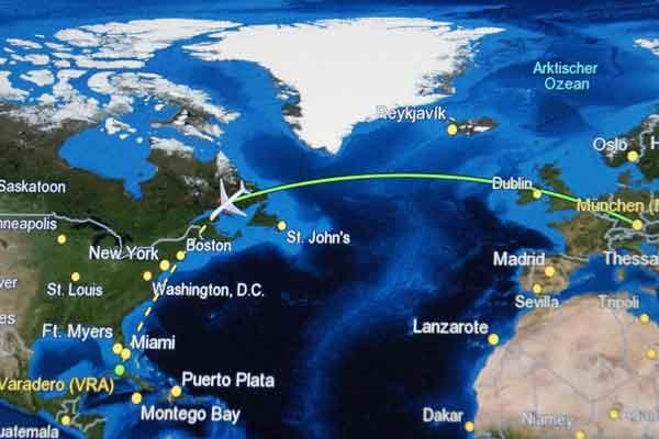 Flug München Kuba