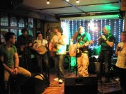 """The """"Wednesday Gang"""" taking the stage at Boyles Pub"""