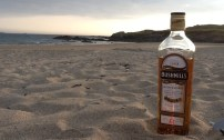 A night cap beach side on the tiny island of Sherkin off the coast of Baltimore Irleand