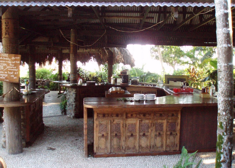 Fiji Beachouse Bar