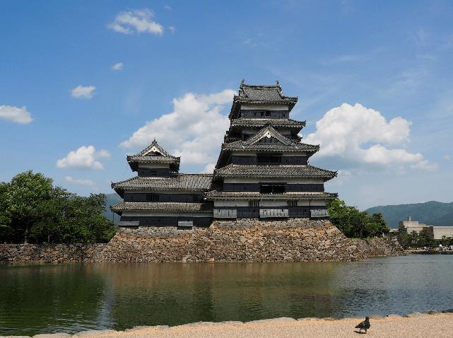 Krähenburg in Matsumoto_3