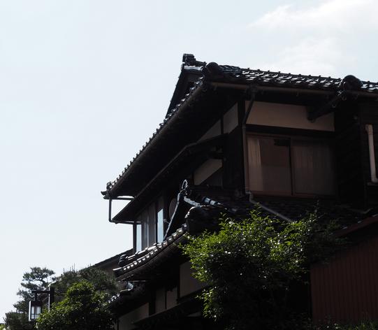 Samuraihaus in Kanazawa