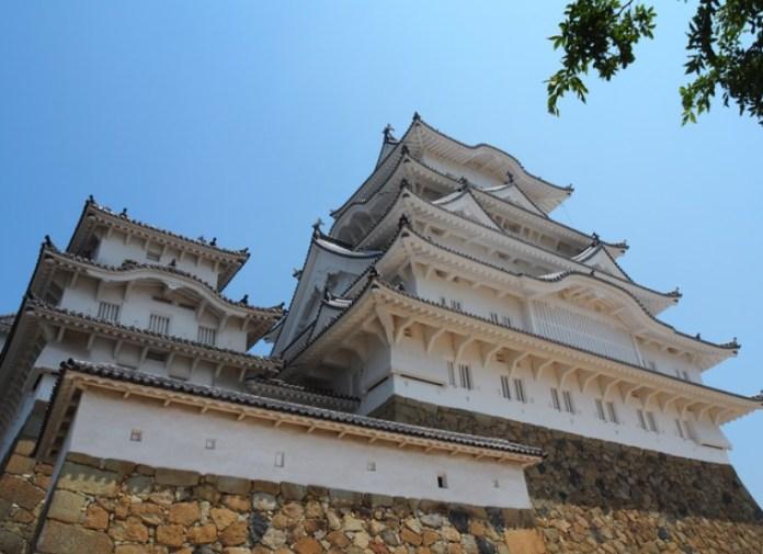 Japan_Himeji_Burg 2