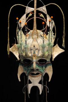 Delta mask