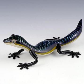 BISSON+Gecko+Black