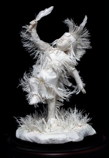 Little-Eagle-Dancing-Allen si Patty Eckman
