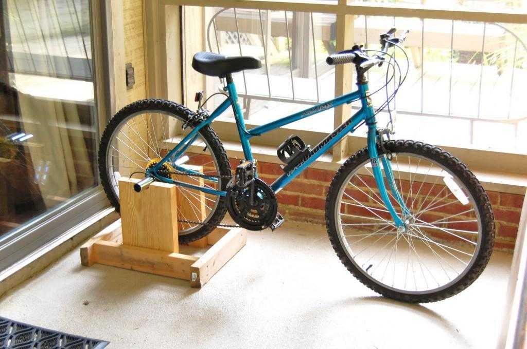 자전거 운동 자전거를 만드는 방법