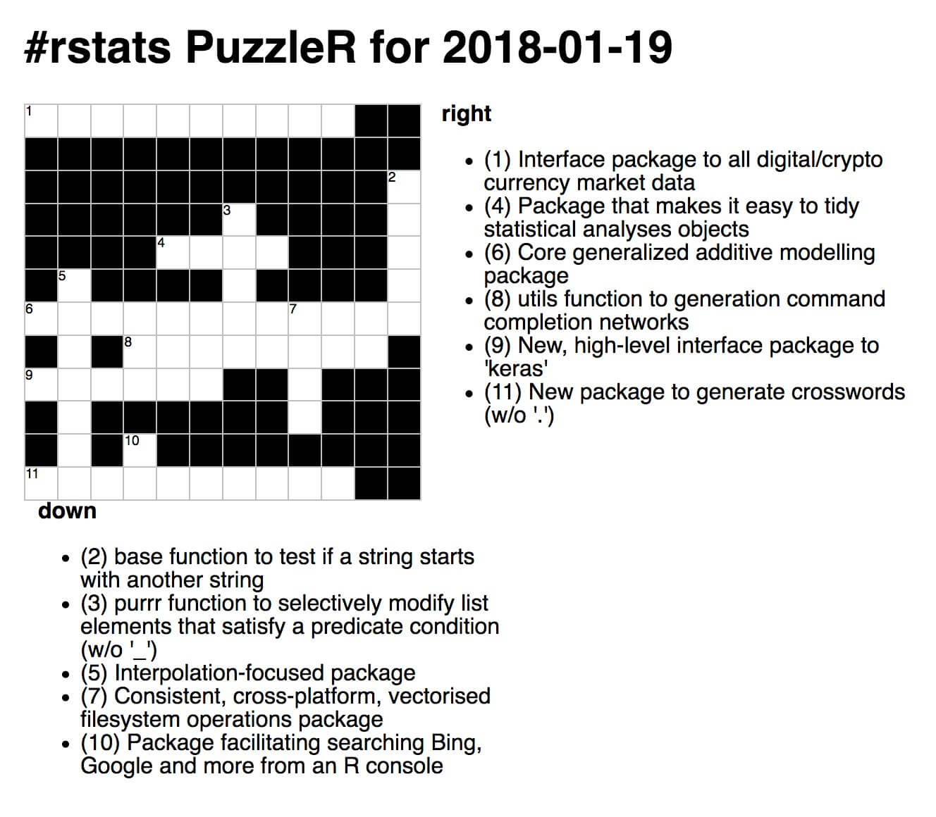The Friday #rstats PuzzleR : 2018-01-19