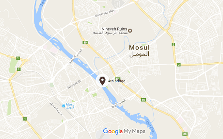 Iraqi forces reach the Tigris River in Mosul | Search 4 Dinar