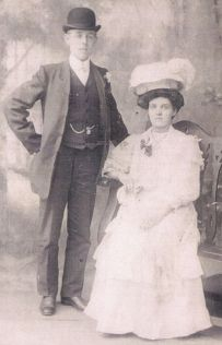 "Reuben & Catherine (""Nancy"") Grice"