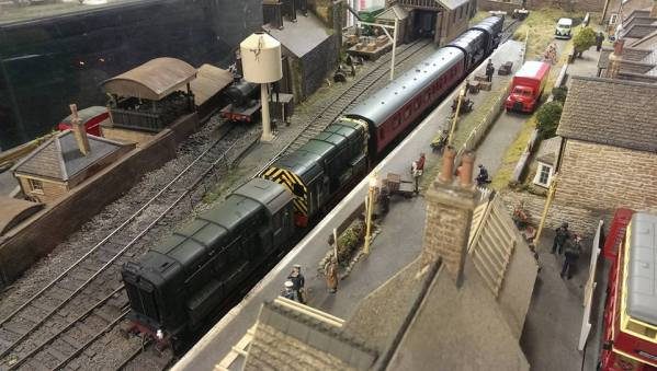 GCRN Model Railway Show 2019 @ Great Central Railway | Ruddington | England | United Kingdom