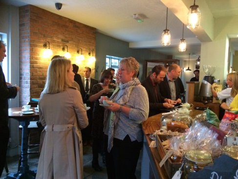 Ruddington Business Partnership @ The Ruddington Arms | United Kingdom