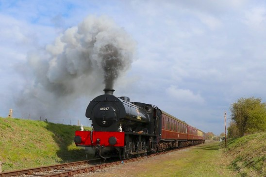 Steam Train Rides @ Great Central Railway  | Ruddington | England | United Kingdom