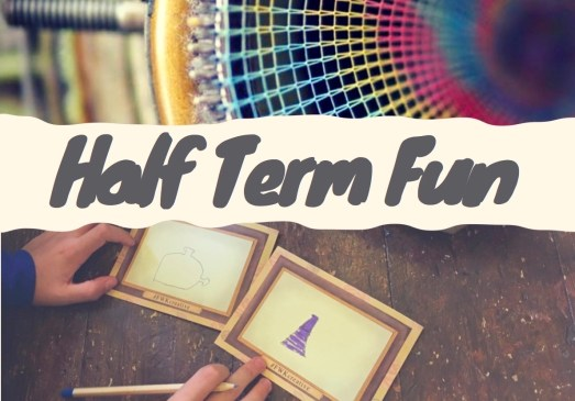 Half Term Fun @ Framework Knitters' Museum | Ruddington | England | United Kingdom