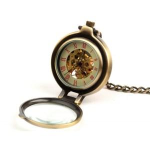Współczesna nostalgia – zegarek kieszonkowy