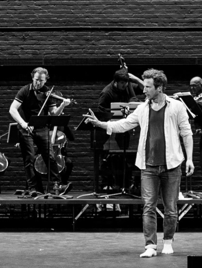 Ben Crystal in Pericles: Recomposed