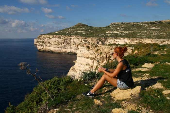 Malta w grudniu