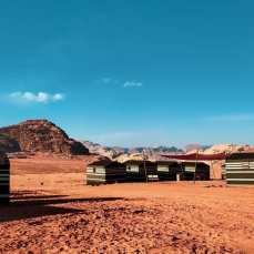 noclegi na pustyni Wadi Rum