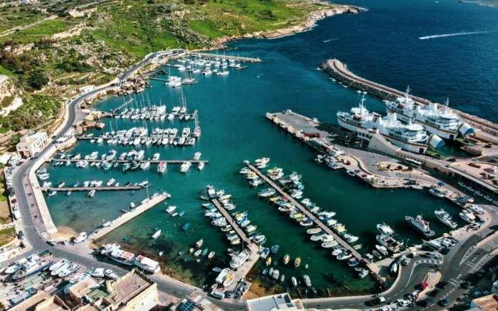 co-zobaczyć-na-gozo-port-w-Mgarr-na-Gozo